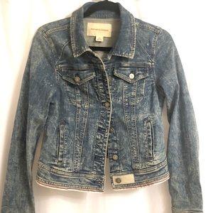 Anthropologie Pilcro & Letterpress denim jacket M